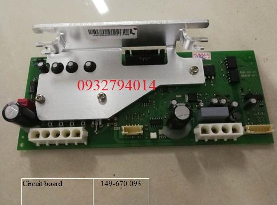 Circuit board 149-670.093