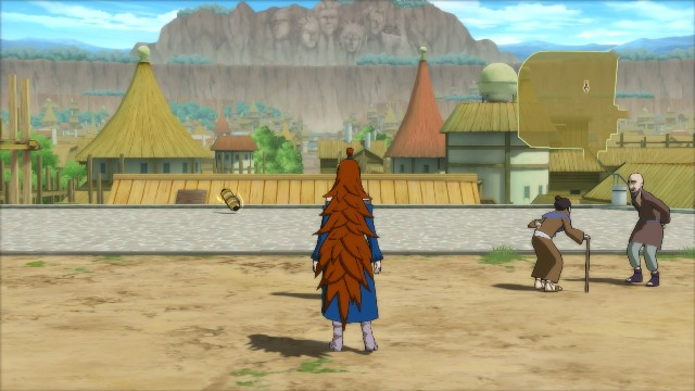 Download Naruto Ultimate Ninja Storm 3 PC Games