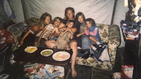Estadounidense secuestró a una mujer, se la llevó a Oaxaca y tuvo 9 hijos con ella
