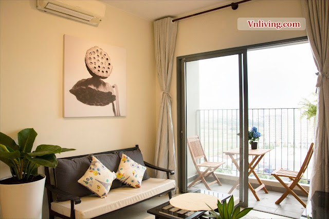 Masteri Thao Dien apartment for rent 1 bedroom in Tower 5