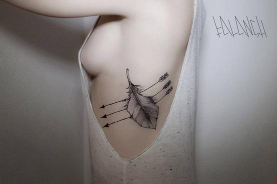 Los Mejores Tatuajes De Flechas Y Su Significado Belagoria La