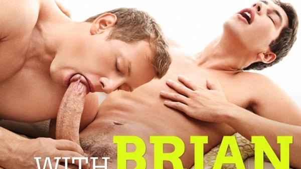 Antony's 1st Time Bottoming – Antony Lorca & Brian Jovovich (Bareback)