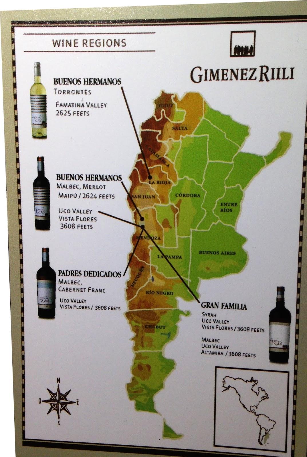 Vinhos Viagens E Serviços A Bodega Gimenez Riili Mendoza Parte Ii