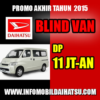 Promo Daihatsu Grand Max Blind Van Bandung Januari 2016, Kredit Daihatsu Grand Max Blind Van Bandung 2016, Harga Daihatsu Grand Max Blind Van  Bandung 2016