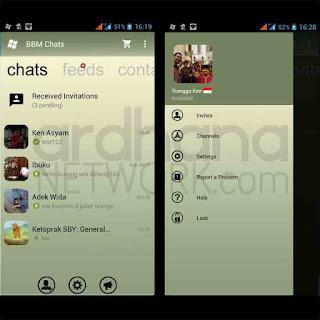 BBM Mod Windows Phone Apk