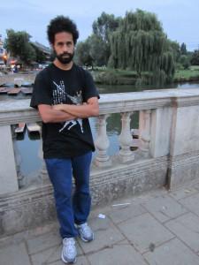 Ricardo Cebrián Salé, autor de El arte de la guerra y la escritura fantástica - Cine de Escritor