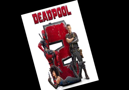 Deadpool 2 2018 Review Poster