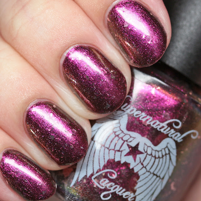 Supernatural Lacquer Don't Fall Asleep