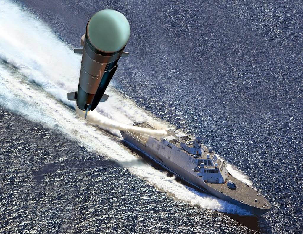 USS Detroit LCS