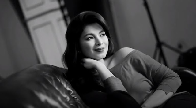 GOLDEN BEAUTY: Behind-The-Scenes Of Angel Locsin's Avon 24K Gold Collection Photoshoot! STUNNING!
