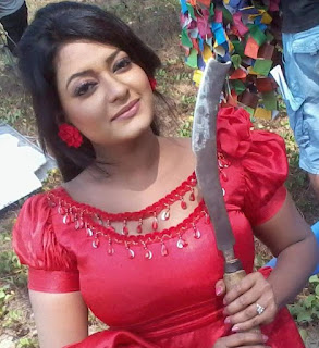 Shampa Hasnine Bangladeshi Actress Very Hot In Movie