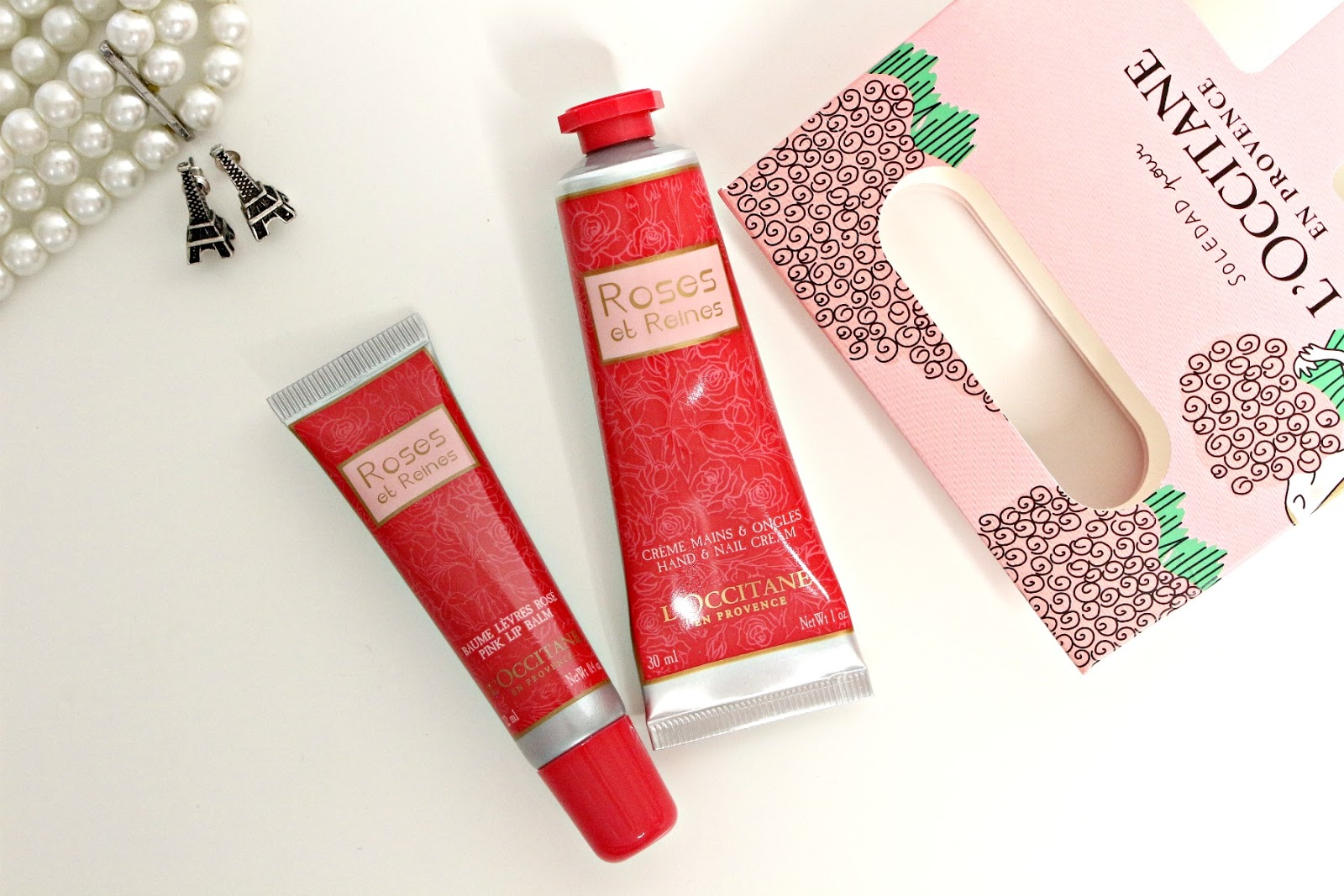 L'Occitane Rose Collector kit