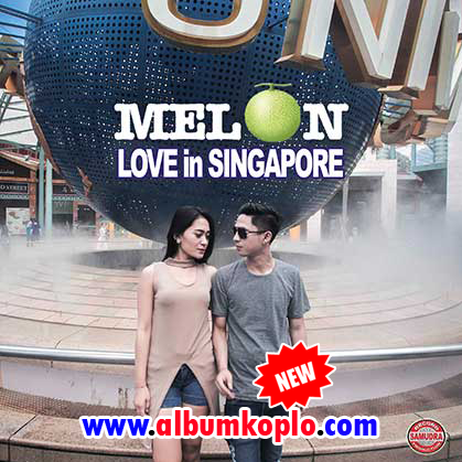 Album Melon Love in Singapore