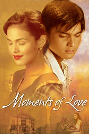 It is a classic romantic tale between two people from different timelines.