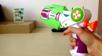 Buzz Lightyear Dart Blaster for Toy Story Film