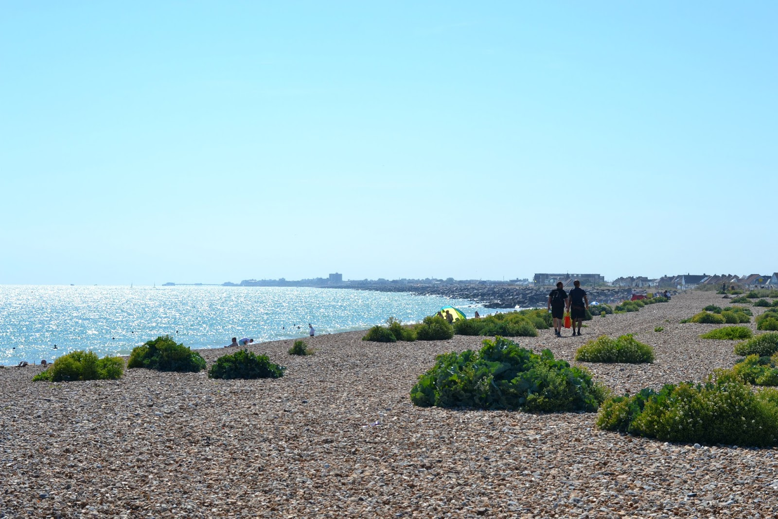 shoreham by sea beach
