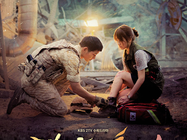[K-Drama] Descendant of The Sun