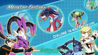 Download Monster Fantasy:World Champion MOD APK v1.0.1 Terbaru Full Version