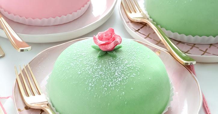 Swedish Princess Cake Prinsesstarta