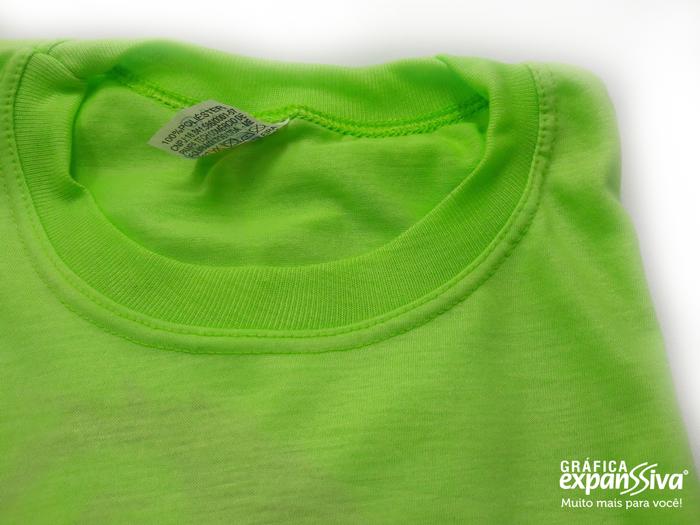 Malha%2Bda%2BCamiseta%2BPersonalizada%2Bna%2Bcor%2BVerve%2BLim%25C3%25A3o - Camiseta personalizada é um presente criativo e original.