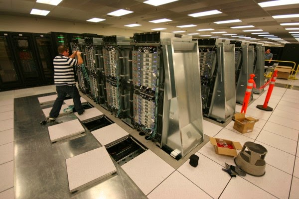 Sequoia: Supercomputador americano da IBM