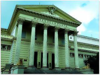 Museo de Ciencias Naturales, La Plata, Argentina