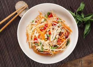 Makanan khas Som Tam