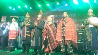 Dandim 0506 Tangerang, Hadiri HUT PMB ke II Di Tangerang Selatan