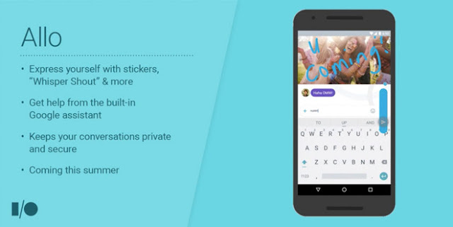 Steps Google Allo APP Download and Install