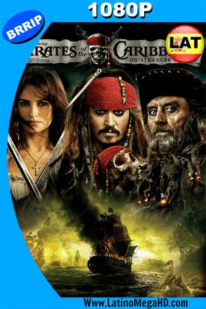 Piratas del Caribe: Navegando Aguas Misteriosas (2011) Latino HD 1080P ()