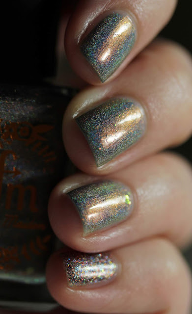 Fair Maiden Polish Hello, Clarice swatch by Streets Ahead Style