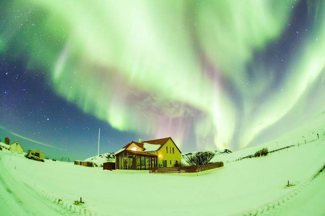5 Things to do before you die: Northern Lights in Iceland