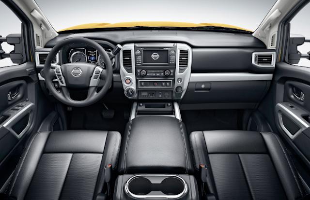 2017 Nissan Titan Pro-4X V-8 4x4 Crew Cab Review