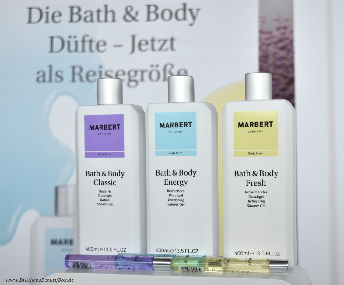 Beautypress Bloggerevent - Marbert