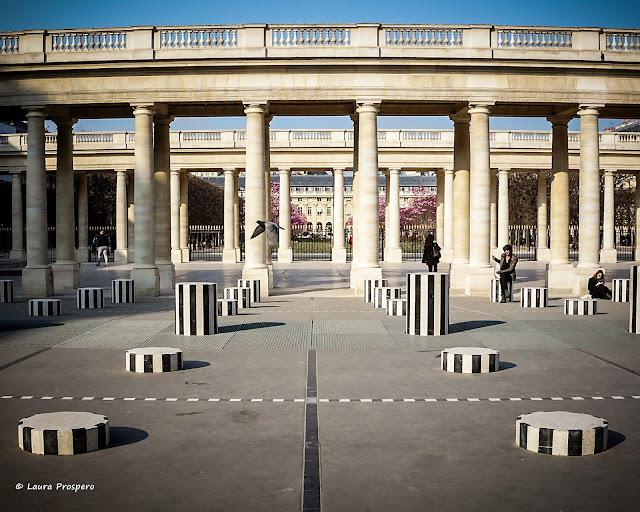 Palais Royal, Paris 2015 © Laura Prospero