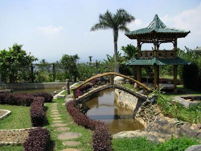 Wisata Desa Kampung Bambu Bogor