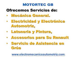 Taller Renault Bogota Motortec GB