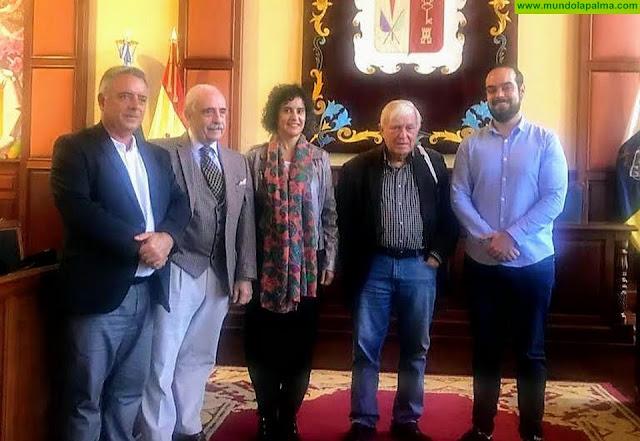 La consejera Jovita Monterrey presidirá la Red de Centros Históricos de Canarias