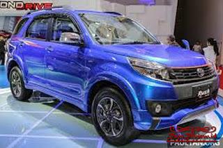 Toyota Rush, Toyota Rush 2017, Toyota Rush Terbaru