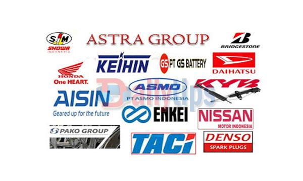 Lowongan Kerja PT Astra (Group) Terbaru 2017