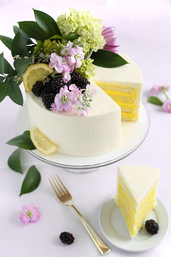 lemon elderflower wedding cake recipe celebrate like a royal with lemon elderflower cake 16797