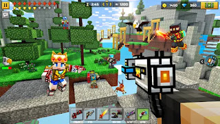 Pixel Gun 3D Mod Apk - All Guns [ Unlimited Gems/Coins ] NoRoot 2018