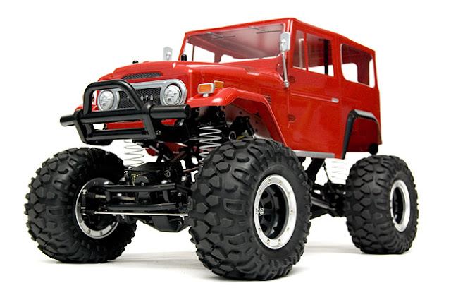 Tamiya Toyota Land Cruiser CR-01 kit