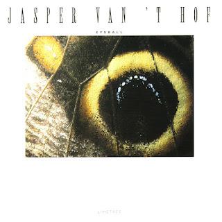 Jasper Van't Hof -1974 - Eyeball