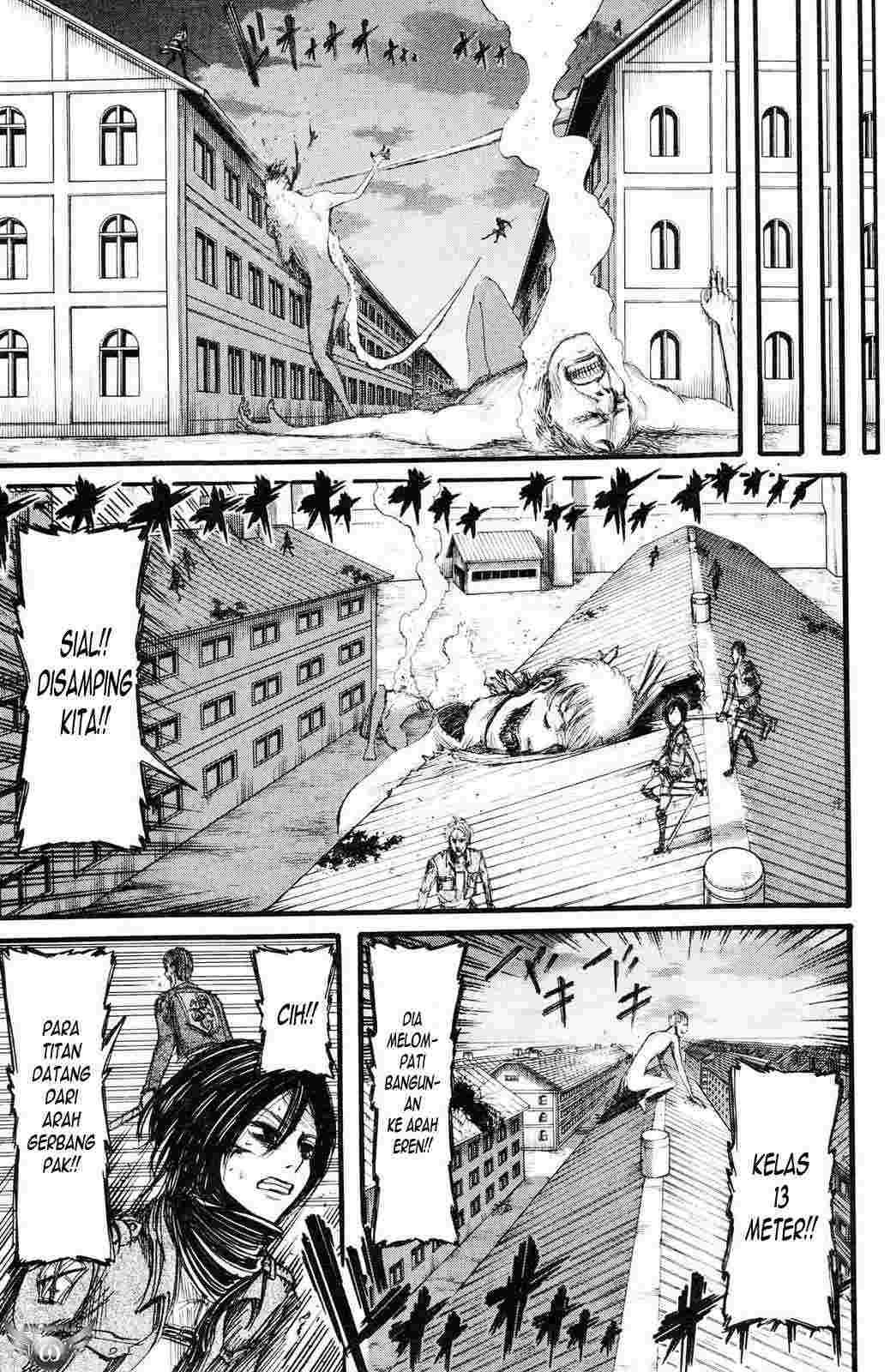 Komik shingeki no kyojin 013 - Luka 14 Indonesia shingeki no kyojin 013 - Luka Terbaru 26 Baca Manga Komik Indonesia Mangaku