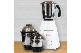 Murphy 500 W 3 Jar Mixer Grinder For Rs 999 (Mrp 3999) at HomeShop18
