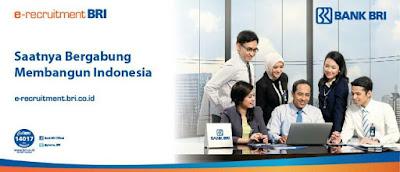 Lowongan Kerja Terbaru Di Bank BRI Tahun 2019