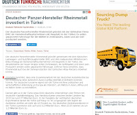 Alman internet sitesi Otometre.com u kaynak olarak gösterdi