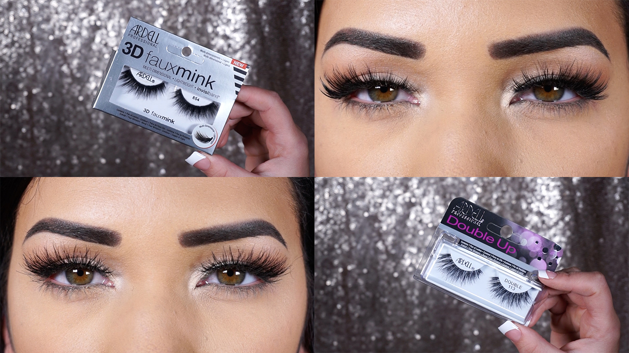 29b9d3a6775 There aren't many things that make me as happy as a good set of lashes that  are actually affordable. These new styles from Ardell are to die for.