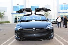 The 2017 Model X Tesla Preview